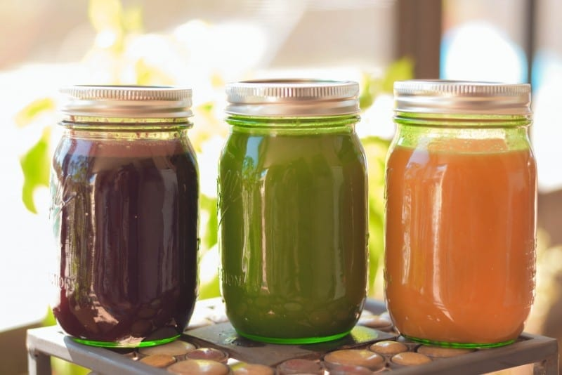 3 day DIY juice detox by delirium style