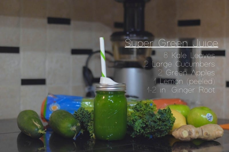 super green juice diy juice detox by delirium style