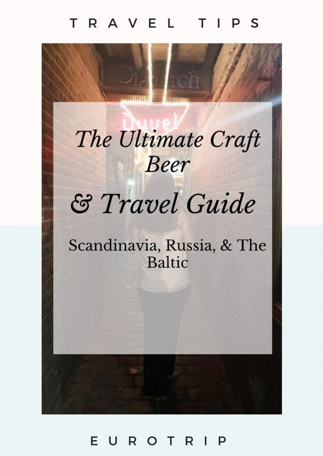 the ultimate craft beer guide