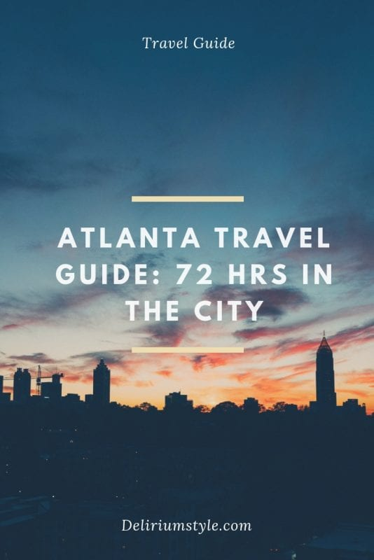 The best things to do in Atlanta, GA